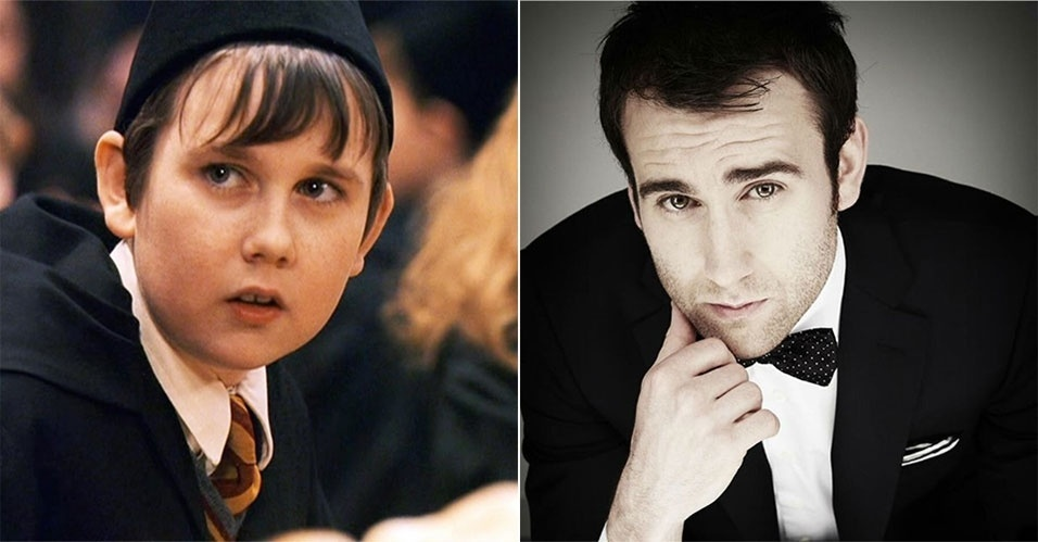 "Matthew Lewis, de ""Harry Potter"""