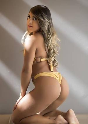 28.ago.2014 - Paola Araújo representa Sergipe no concurso Miss Bumbum 2014
