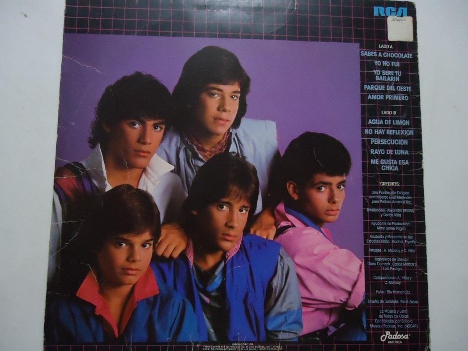 'Menudos' - Boy Band latina responsável por arrancar vários suspiros das garotas dos anos 80. Os jovens ficaram conhecidos por vários hits: 'Não Se Reprima' foi um dos maiores sucessos; veja a seguir o que fazem os integrantes hoje em dia
