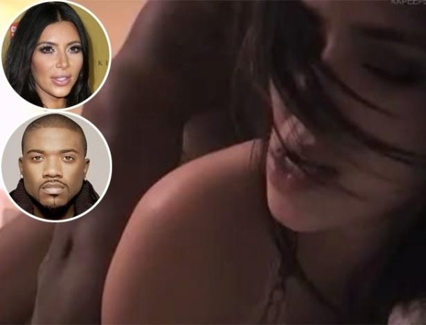 Fita de sexo Kardashian livre