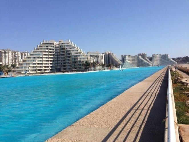 Conhe a piscinas incr veis bol fotos bol fotos for Piscina 25 metros