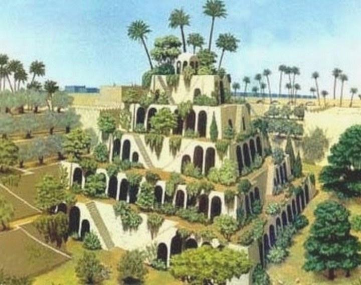 sobre as sete maravilhas do mundo antigo  BOL Fotos  BOL Fotos
