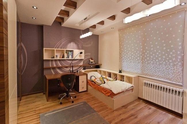 4.mar.2015 - Com certeza, o quarto das crianças é um dos cômodos da casa que mais precisam de atenção. Com criatividade, é possível deixar esses locais mais alegres, pois é nesse ambiente que os pequenos vão passar a maior parte  da infância, seja dormindo, brincando ou até mesmo estudando. Pensando nisso, o site Architecturen Design listou 15 cômodos criativos e coloridos, que podem servir de inspiração na hora de montar um quarto. Até os ambientes menores podem ser bem confortáveis