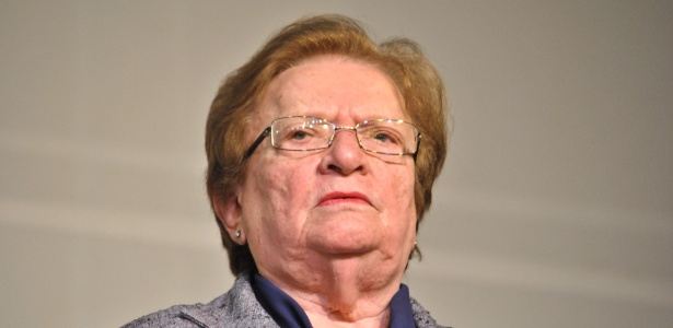 A deputada Luiza Erundina, que quer fundar um novo partido