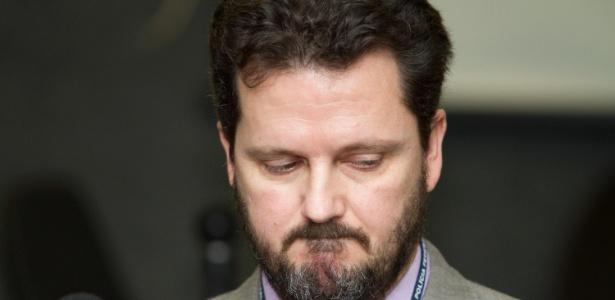 O delegado da Lava Jato Igor Romário de Paula apoiou Aécio Neves (PSDB) na campanha eleitoral de 2014 e quer que as críticas que recebeu por isso sejam retiradas da internet