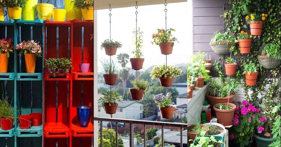 ideias para um jardim bonito:de jardinagem para deixar sua varanda ou pequeno quintal mais bonito