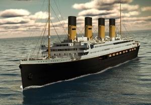 Divulga��o/titanic-ii.com
