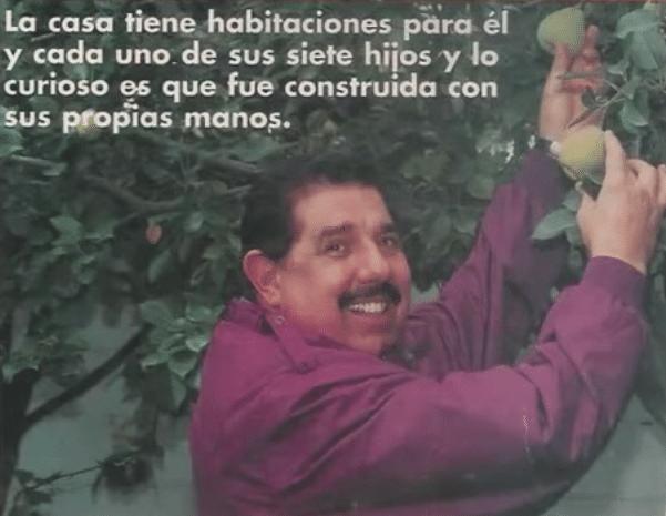 1°.jul.2015 - Aos 81 anos, o ator Rubén Aguirre está vendendo sua casa para comprar remédios