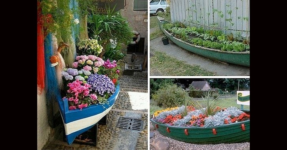 plantas de jardim lista: cheio de flores?! Você pode plantar um jardim inteiro dentro dele