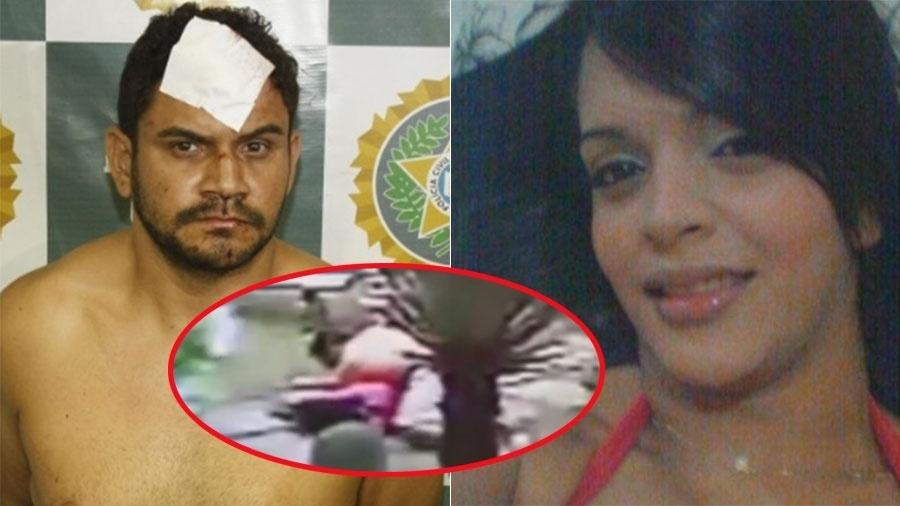 """7.out.2016 - Milton Severiano Vieira, que foi acusado de ter assassinado a própria mulher, a ex-dançarina de funk Amanda Bueno, de 29 anos, em abril de 2015, será julgado em júri popular. A informação foi transmitida pelo programa """"Brasil Urgente"""", da Band. Amanda foi assassinada por Milton dentro de casa, depois de uma briga. Após bater onze vezes com a cabeça da mulher contra o chão, Milton ainda desferiu socos contra ela desacordada, deu um tiro de pistola em sua cabeça, e outros cinco tiros de escopeta. O assassinato foi flagrado pelas câmeras de segurança da própria residência do casal. Amanda era conhecida como """"Musa do Funk"""" e era ex-dançarina do grupo Gaiola das Popozudas."""
