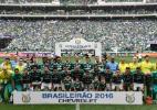 Com R$ 77 mi de superávit, Palmeiras espera grana de G. Jesus, EI e prêmio - AFP