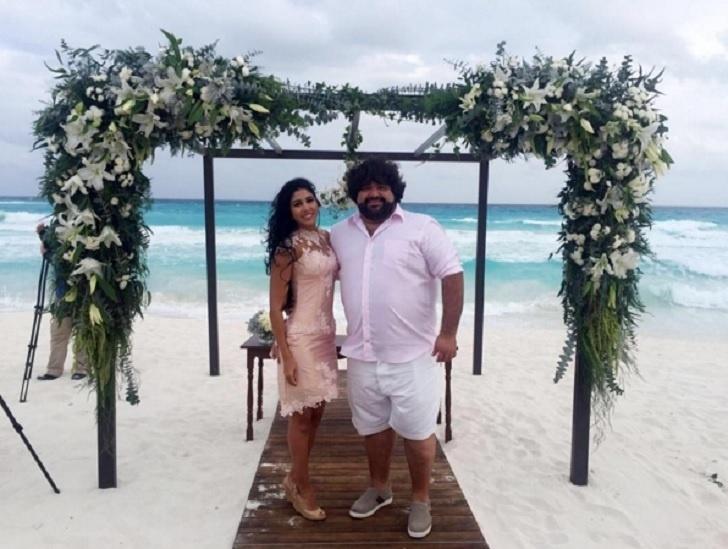 Casamentos de famosos em 2016 bol fotos bol fotos for Renovar votos de casamento