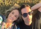 """Ticiane faz nova viagem com Tralli e só volta dia 19 ao """"Hoje em Dia"""" - Reprodução/Twitter"""