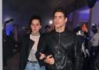 """""""Não é por estar com ele"""", diz namorada de Cauã sobre sucesso na carreira - Manuela Scarpa/Brazil News"""