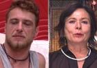 """Entre Harumi e Daniel, quem você acha que será eliminado do """"BBB16"""", da TV Globo, no próximo paredão? - Reprodução/TV Globo"""