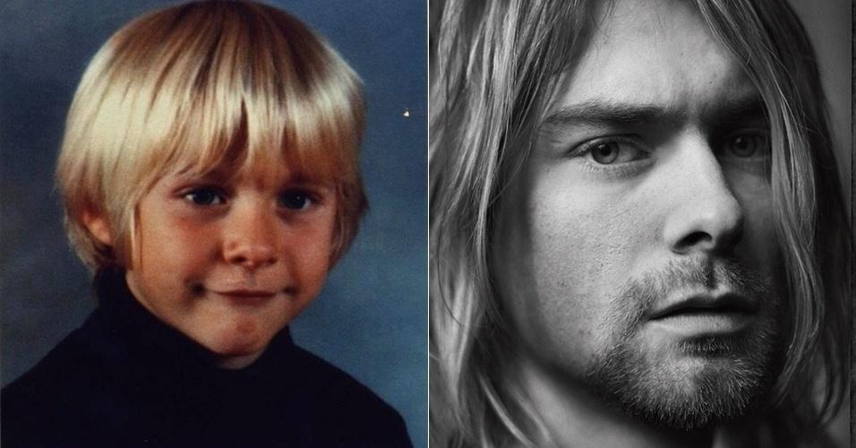 27.jul.2015 - Guitarrista do Nirvana, Kurt Cobain morreu aos 27 anos
