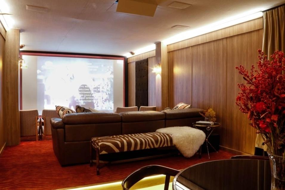 7.jul.2015 - A Casa Cor São Paulo, que acontece em São Paulo desde o dia 26, reúne mais de 70 ambientes e profissionais que trazem o que há de melhor e mais inovador no mundo da decoração, design e arquitetura; a mostra vai até o próximo dia 12 de junho