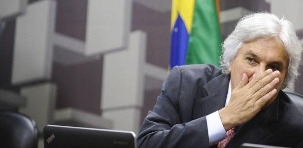 Delcídio não participou da sessão que votou sua cassação