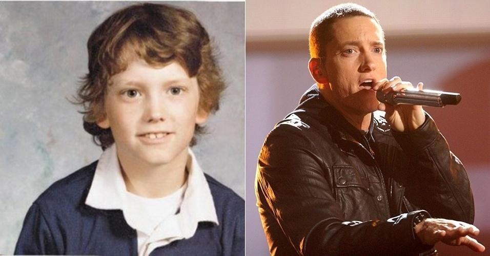 27.jul.2015 - Você acha que o Eminem mudou muito?