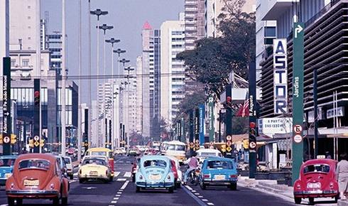 Reprodução/Facebook São Paulo Antiga