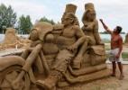 As 45 esculturas de areia mais louconas que encontramos nas praias da web (Foto: Reprodução/foreveryone)
