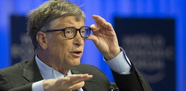 O fundador da Microsoft elaborou uma lista variada que inclui ficção científica, matemática e economia
