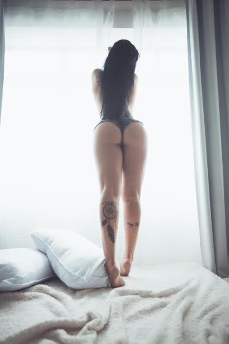 """15.dez.2015 - Bianca Leão disse que não é adepta de dietas e come """"o que tiver vontade"""""""