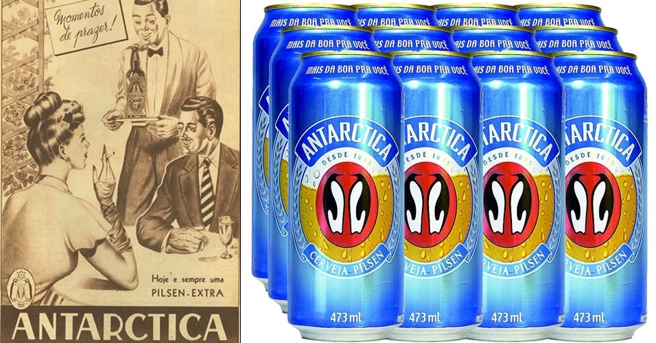 Cerveja Antarctica