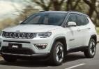 Jeep Compass surpreende, bate todos os rivais e fica no TOP 20 de vendas (Foto: Divulgação)