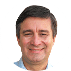 Foto candidato Professor Robério Paulino