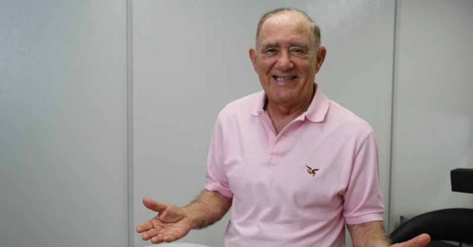 Após quase 10 anos longo de cinema, Renato Aragão volta com a continuação de