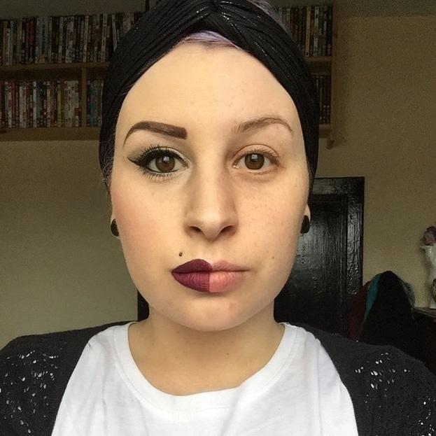 Todos os tipos de beleza, até mesmo as alternativas, também participam do protesto no Instagram
