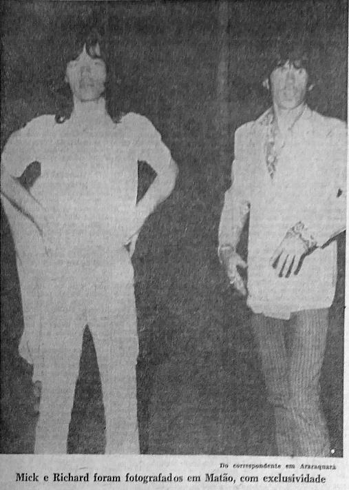 Recorde de janeiro de 1969, do jornal
