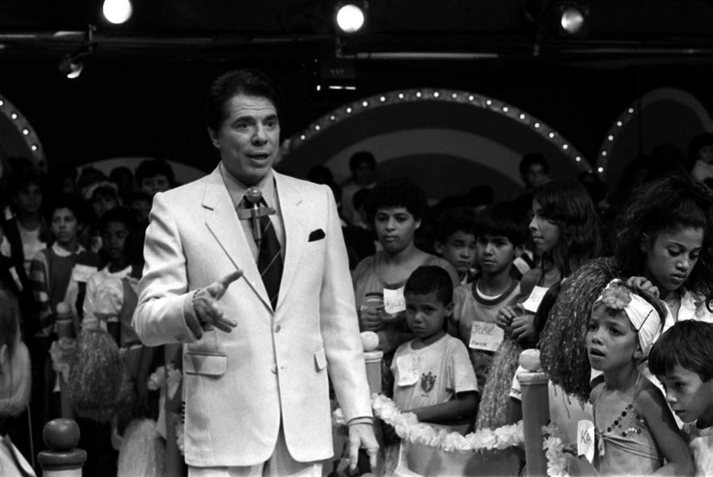 Silvio Santos no