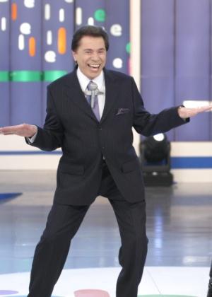 """Programa Silvio Santos"" nocauteou Rambo: no ibope, claro"