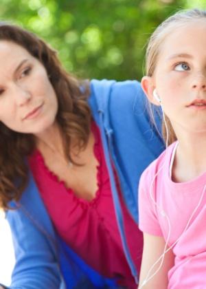 Pais podem persuadir filhos com palavras