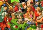 """Marvel comenta sobre as chances de novo """"Marvel vs. Capcom"""" - Reprodução"""