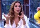 """""""Eu tinha refluxo de tensão"""", diz Ivete Sangalo sobre """"The Voice Kids"""" - Reprodução/TV Globo"""