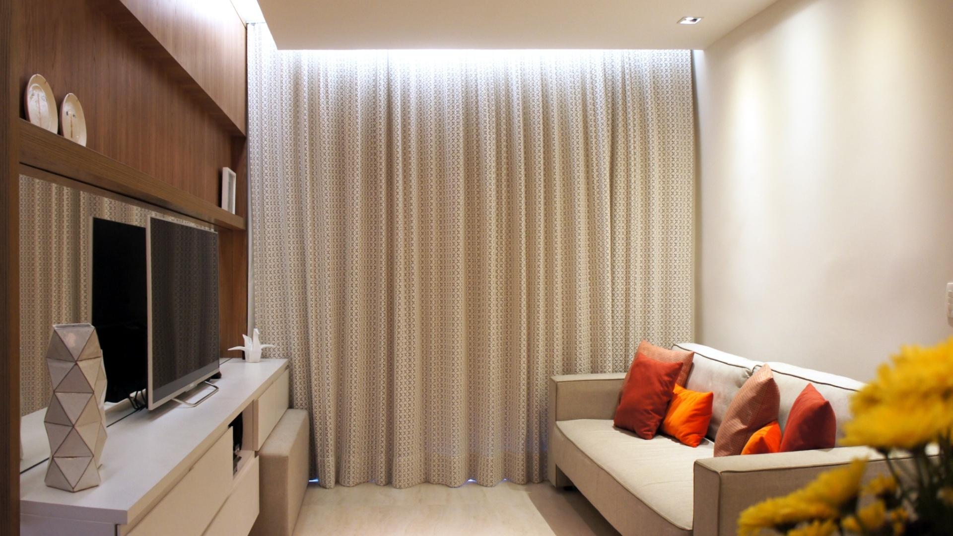 Gesso De Sala Pequena ~  Image For moldura gesso sala pequenaIdéias de decoração para casa