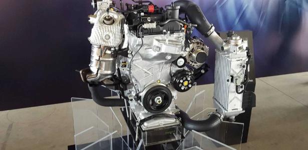 Motor turbo do HB20: 1 litro, três cilindros, 105 cv (etanol) e desempenho esperto