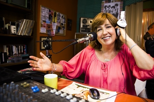 Claudia Jimenez em