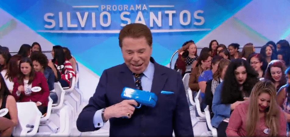 3.jul.2016 - Silvio Santos