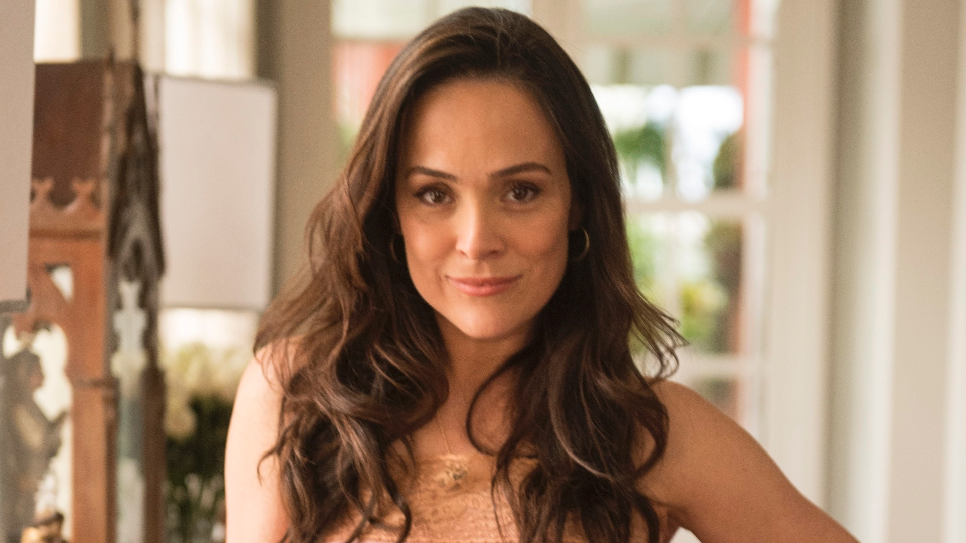 Gabriela Duarte vive Suzana em