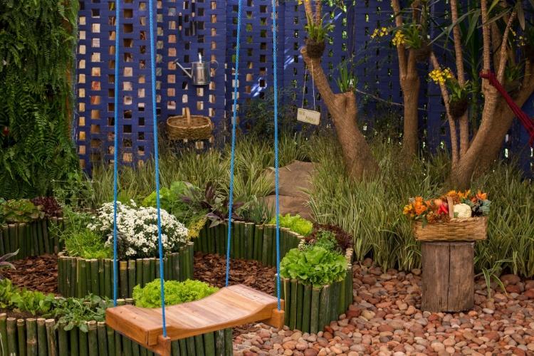 imagens de jardim horta e pomar : imagens de jardim horta e pomar:10 ideias para montar e decorar seu jardim e sua horta – Casa e