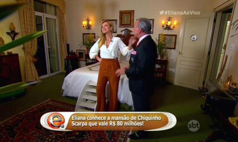 30.ago.2015 - Chiquinho Scarpa