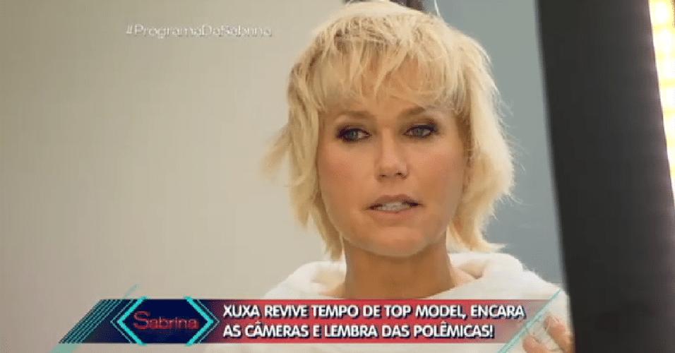 24.jan.2016 - Xuxa rechaça título de cantora