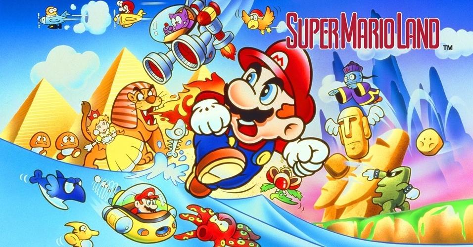 """... """"Super Mario Land"""" em """"Super Mario Maker"""" - Jogos - U..."""