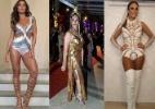 Duelo: qual a famosa teve o look mais extravagante no Carnaval? - Montagem/Instagram