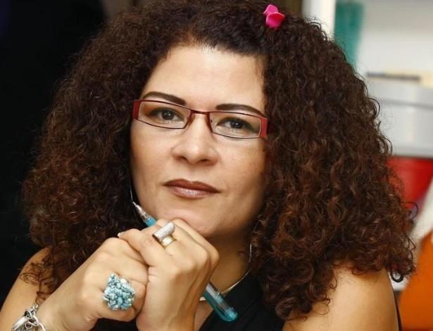 A escritora egípcia Fatima Naut, condenada a seis meses de prisão