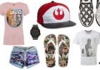 O lado fashion da Força: 15 itens de moda para dar aos fãs de